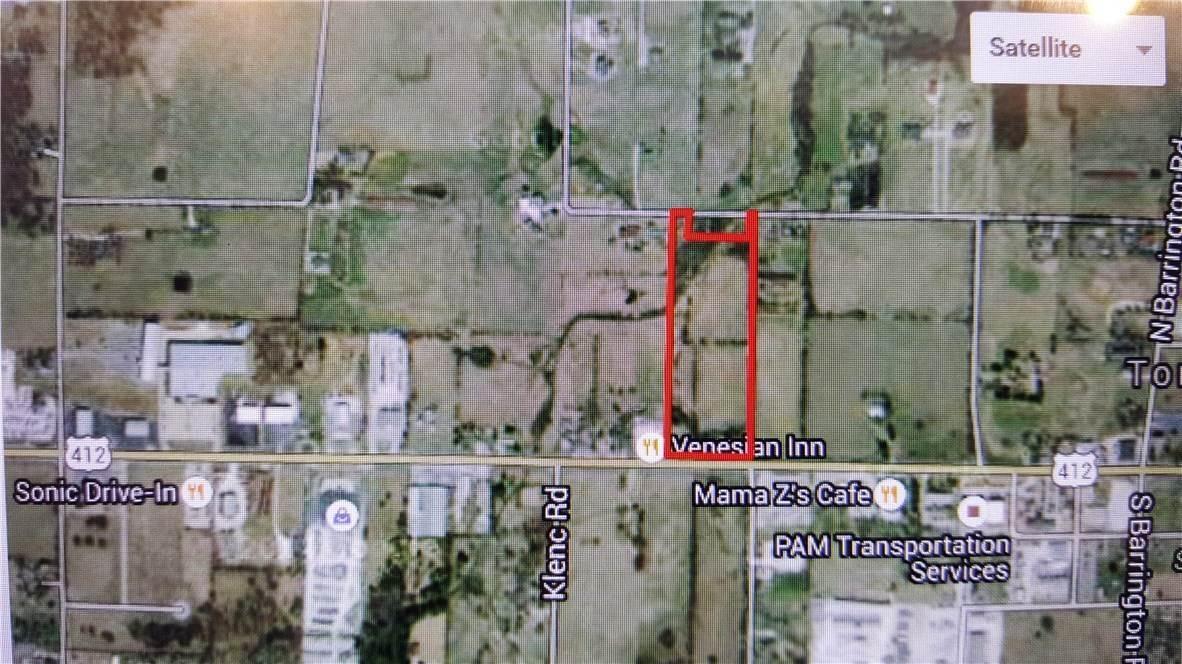 Land for Sale at 516 Henri De Tonti Boulevard Tontitown, Arkansas 72762 United States