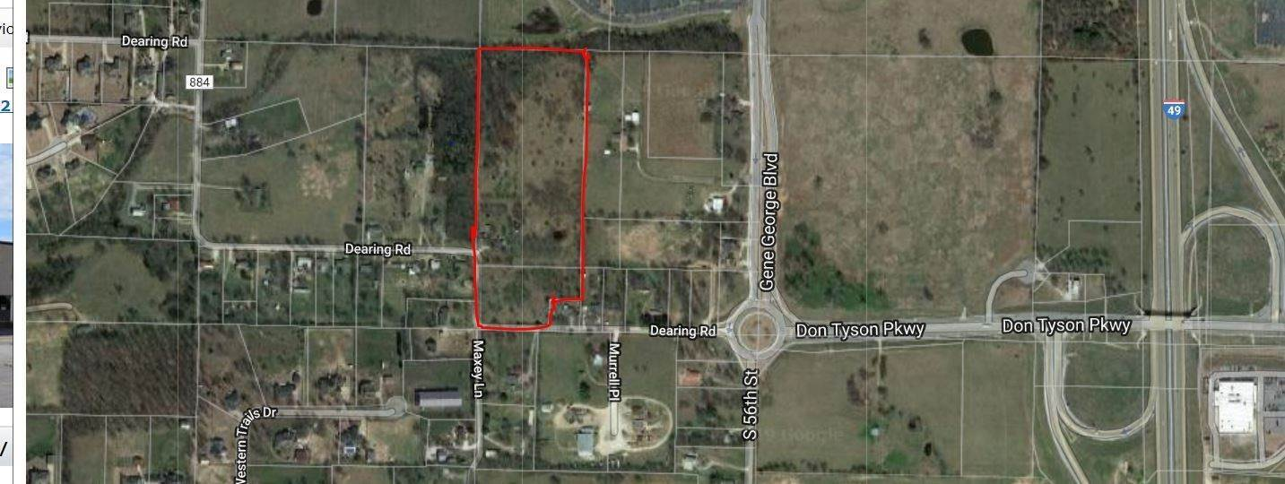 Land for Sale at 6036 Dearing Road Springdale, Arkansas 72762 United States