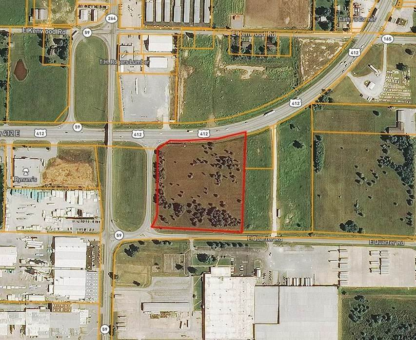 Land for Sale at E 412 Highway Siloam Springs, Arkansas 72761 United States