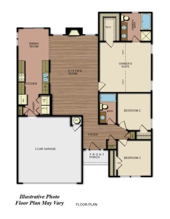 2. Single Family Homes for Sale at 454 N Yona Lane Farmington, Arkansas 72730 United States