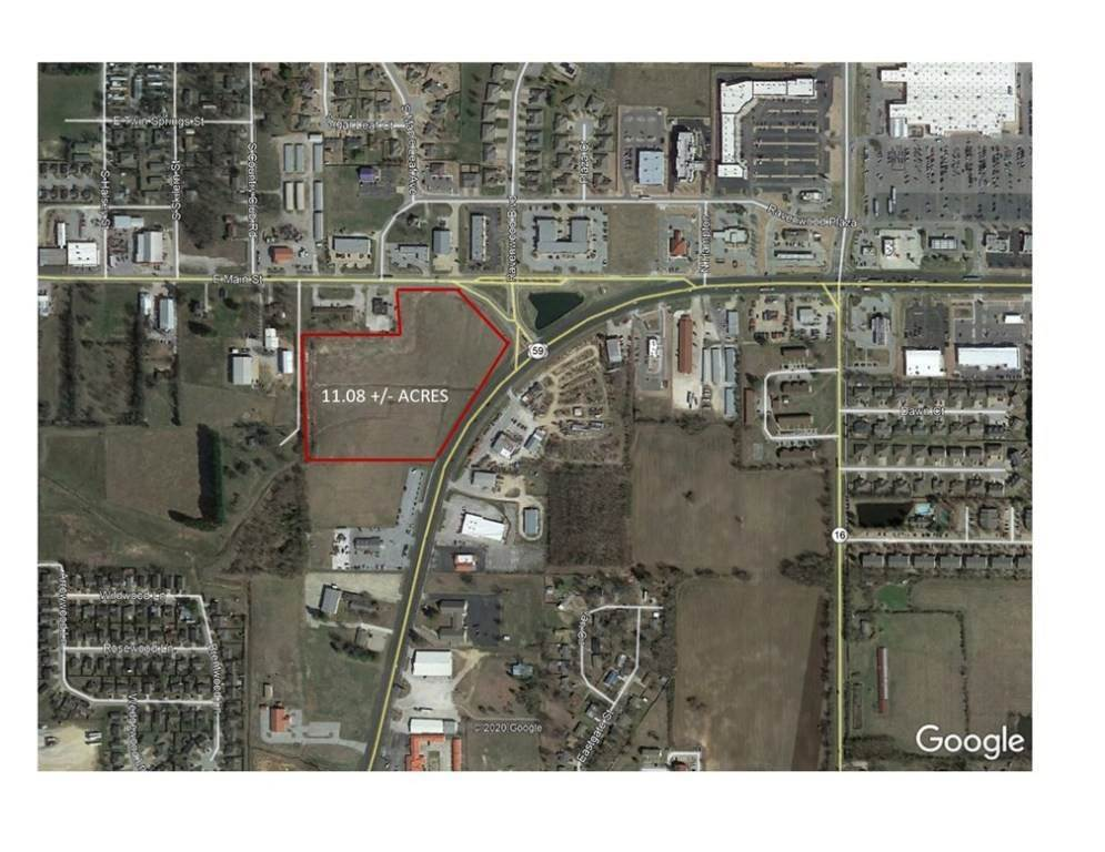 Land for Sale at E Hwy 412 Highway Siloam Springs, Arkansas 72761 United States