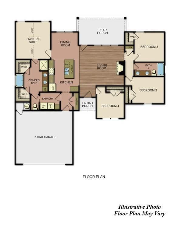 Single Family Homes for Sale at 495 Yona Lane Farmington, Arkansas 72730 United States
