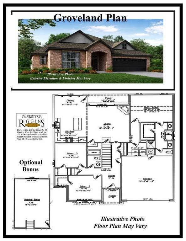 Single Family Homes for Sale at Lot 15 Goose Creek Village Farmington, Arkansas 72730 United States