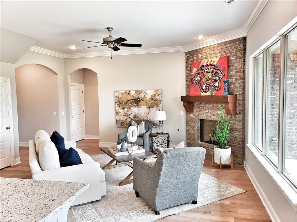 13. Single Family Homes for Sale at Lot 15 Goose Creek Village Farmington, Arkansas 72730 United States