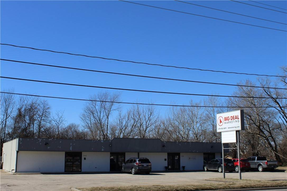 2. Commercial for Sale at 310-314 N 13th Street Rogers, Arkansas 72756 United States