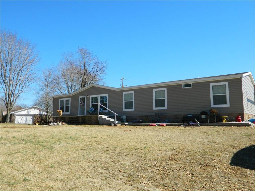 Manufactured Home for Sale at 19635 Latta Road Canehill, Arkansas 72717 United States