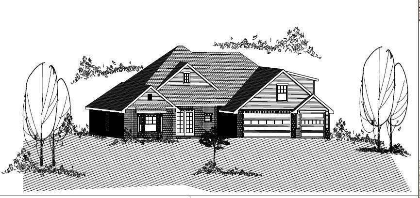 Single Family Homes for Sale at 733 Verona Avenue Tontitown, Arkansas 72762 United States
