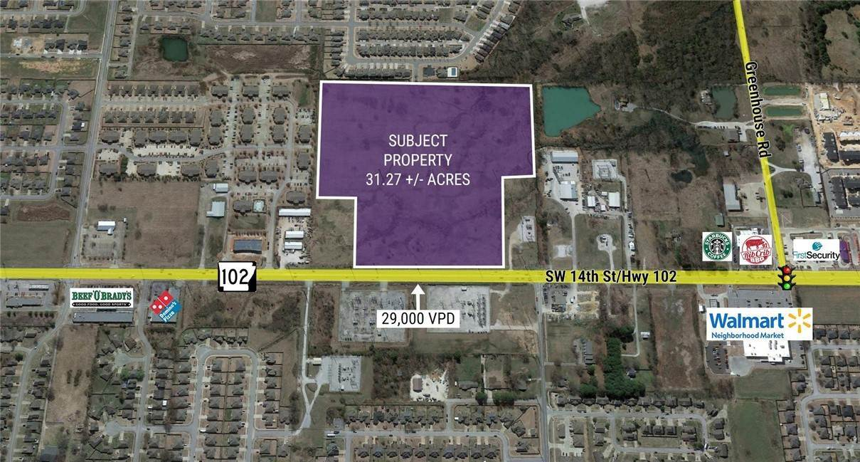 Land for Sale at SW 14th Street SW 14th Street Bentonville, Arkansas 72712 United States