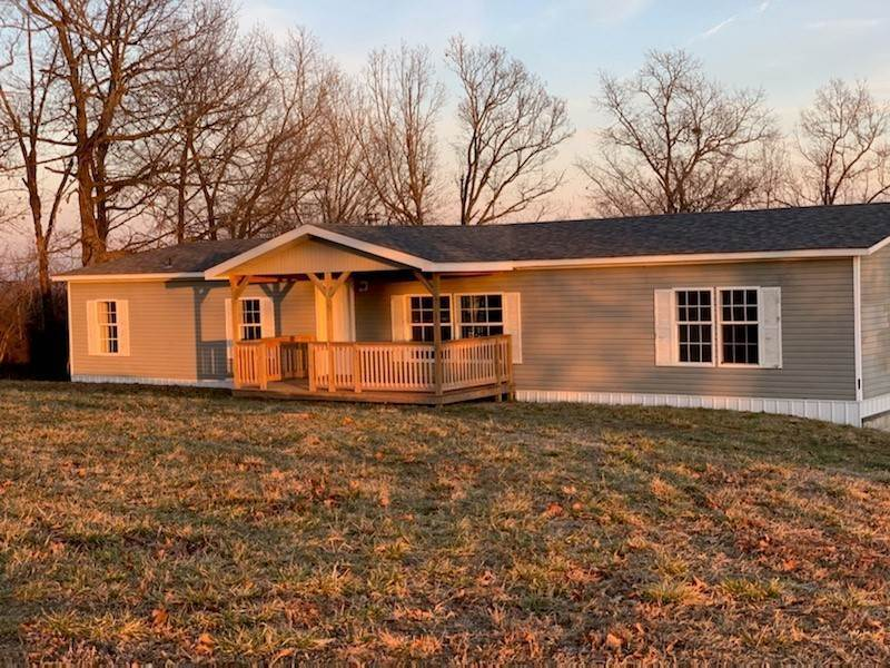 Manufactured Home for Sale at 4460 Carroll Line Road Alpena, Arkansas 72611 United States