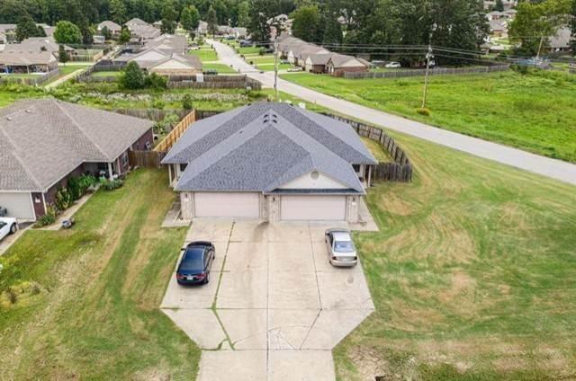 condo / townhouse / duple for Sale at 2500 Dora Road Van Buren, Arkansas 72956 United States